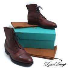 #1 MENS LNIB Edward Green England Delaware Utah Leather 202 Galway Boots 8.5/9
