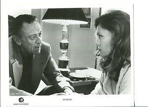 Faye Dunaway William Holden Network Press Still Original Movie Photo