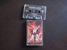 NECROMANTIA - Scarlet Evil Witching Black MC Rare VARATHRON ROTTING CHRIST KAWIR
