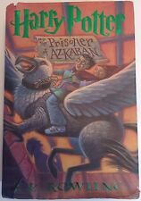 Harry Potter and the Prisoner of Azkaban JK Rowling First American Edition