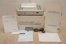 KRELL KAV-300IL INTEGRATED Amplifier 300 2x200W 8ohm 2x400W 4ohms Balanced 300i