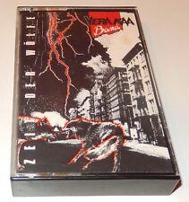 Zeit Der Wolfe   Vera Kaa Band  1984 Cassette Repertoire Records RR1331012
