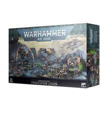 Warhammer 40K  NECRONS BATTLEFORCE Eradication Legion NEW