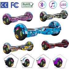 Hoverboard 6,5 Elektro Scooter Räder Lichter E-Scooter ElektroRoller Für Kinder