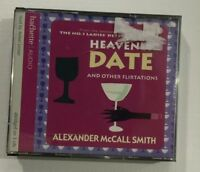 3CD AUDIO Heavenly Date and Other Flirtations by Alexander McCall Smith (2007)