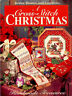 Cross Stitch Christmas PB Book - BH&G - 1995 - Handmade Treasures