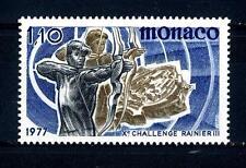 """MONACO - 1977 - Decima gara internazionale di tiro con l'arco """"Ranieri III"""""""