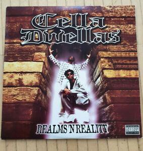 Cella Dwellas - Realms n Reality  Og Us 96     Wu-Tang