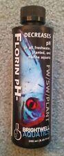 B well Aquatics ABAFPM250 Florin pH Salt Water Conditioners for Aquarium 8.5oz