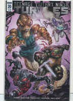 Teenage Mutant Ninja Turtles Universe #20 NM Cover A IDW Comics CBX35