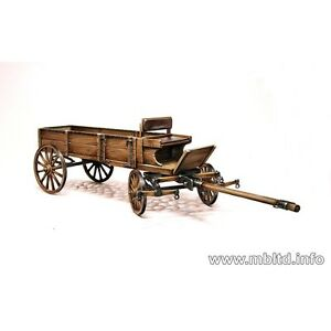 Master Box 3562 - 1/35 - West European Cart