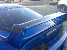 FRP Base + Carbon Fiber Blade Rear Spoiler Kit For Toyota MK4 Supra TR Style