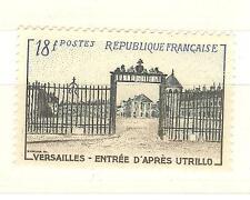 YVERT N° 988 x 8 VERSAILLES TIMBRES FRANCE NEUFS sans charnières