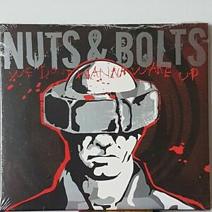"""Nuts and Bolts - """"We Don't Want To Wake Up"""" - CDLP - Hi Energy Punk Rock"""