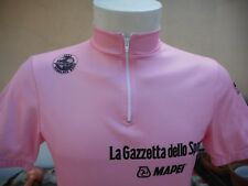 MAGLIA CICLISMO ROSA 1994 CASTELLI L VINTAGE CYCLING SHIRT JERSEY MAILLOT 0350