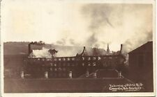 More details for galashiels. the burning of victoria mills by clapperton, galashiels.