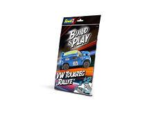 "Revell 1/32 VW Touareg ""Rallye"" Build & Play # 06400"