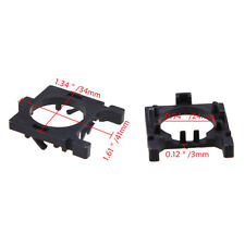 2x H7 LED Headlight Bulb Retainers Holder Adapter for Ford Focus Fiesta Low Beam