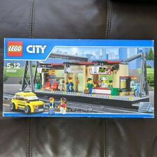 *BRAND NEW* Lego 60050 City Train Station Set Super Rare RETIRED DISCONTINUED