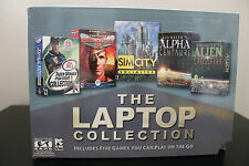 Laptop Collection  (PC, 2003) *Tested / SimCity / Alpha Centauri / Red Alert 2