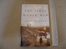 The First World War by John Keegan (2000, Paperback)