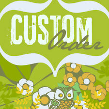 Add Initial to Any Item from Night Owl Jewelry (seller jsegarrison) Add-on item