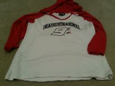 Women's NASCAR Chase Authentics Kasey Kahne 9 medium hoodie hoody hard to find!!