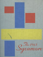 Sycamore 1963 -- Indiana State Teachers College Terre Haute -- yearbook