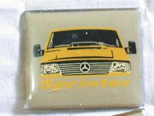 Mercedes Sprinter Pin Badge  automobile Pin Yellow