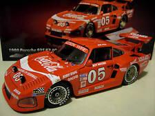 PORSCHE 935 K3 #05 DAYTONA COCA COLA 1/18 d TRUESCALE TSM10183 voiture miniature
