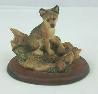 "Border Fine Arts Figure ""First Time Out"" Fox Richard Roberts 1995 STW01 - Used"