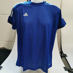 Adidas Trikot Condivo 20 Trainingsshirt Jersey Fußball Damen Gr. XL