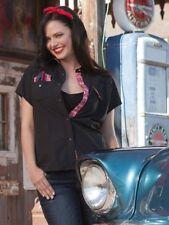 Rockabilly M Damenblusen, - tops & -shirts