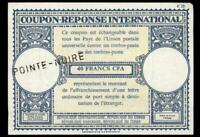 Congo International Reply Coupon IRC Post Office 98965