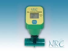 The NRC o2 lanalizzatore ~ Oxygen Analyzer Nitrox-sauerstoffanalyser