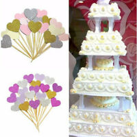 Cake Birthday Decoration Cupcake Toppers Girl Baby Shower Wedding Party Decor