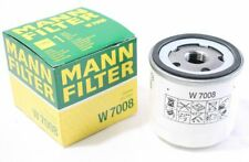 Ölfilter MANN Filter Anschraubfilter FORD Volvo W7008 Fiesta Focus