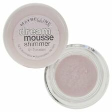 MAYBELLINE DREAM MOUSSE SHIMMER FACE ILLUMINATOR 01 PORCELAIN *NEW*