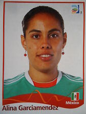 Panini 144 Alina Garciamendez Mexico FIFA Women's WM 2011 Germany