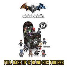 WHOLESALE CASE Funko Mystery Minis Batman Arkham Series pop Case 12 Blind Boxes