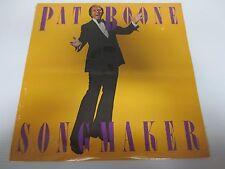 PAT BOONE~SONGMAKER~Factory Sealed Vinyl LP Record