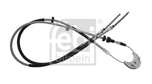 Handbrake Cable fits FORD FIESTA Mk3 1.3 Rear Left or Right 89 to 97 Hand Brake