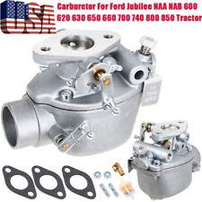 Carburetor For Ford Jubilee Naa Nab Tractor Eae9510c Marvel Schebler
