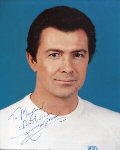 The Professionals TV series actor Lewis Collins signed 8x10 photo - UACC DEALER