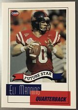 2004 ELI MANNING OMR OLE MISS REBELS ROOKIE CARD RC