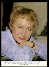 Marina Ried Autogrammkarte Original Signiert ## BC 48617