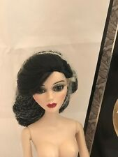 Wilted Roses ~ nude DOLL ONLY + box - Tonner Evangeline Ghastly ~ black hair