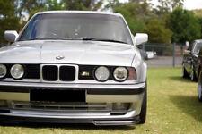 GTR lip for BMW E34 M5 front bumper spoiler chin valance trim splitter apron