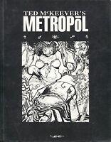 Ted McKeever's Metropol 4 TPB GN Sorhenn Grafiks 2001 VF NM