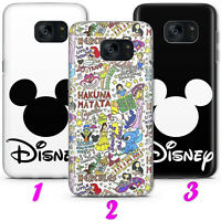 DISNEY 1 CARTOON MICKEY MOUSE CASTLE Thin SAMSUNG LG HUAWEI phone Case Cover